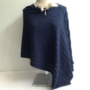 c994ae858 J. Jill Sweaters   Nwt J Jill Silk Blend Sweater Shrug Poncho Wrap ...